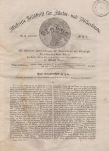 Globus. Illustrierte Zeitschrift für Länder...Bd. XXXIII, Nr.24, 1878