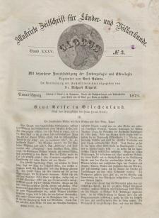 Globus. Illustrierte Zeitschrift für Länder...Bd. XXXV, Nr.3, 1879