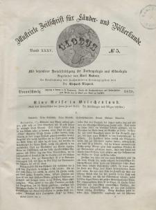 Globus. Illustrierte Zeitschrift für Länder...Bd. XXXV, Nr.5, 1879