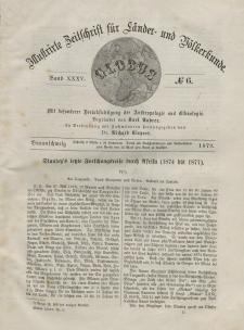 Globus. Illustrierte Zeitschrift für Länder...Bd. XXXV, Nr.6, 1879