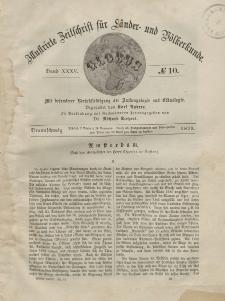 Globus. Illustrierte Zeitschrift für Länder...Bd. XXXV, Nr.10, 1879