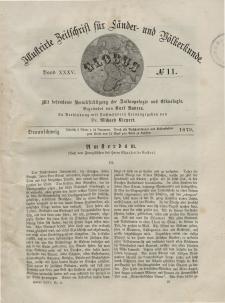 Globus. Illustrierte Zeitschrift für Länder...Bd. XXXV, Nr.11, 1879