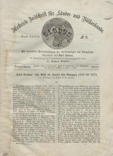 Globus. Illustrierte Zeitschrift für Länder...Bd. XXXVII, Nr.3, 1880