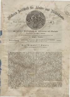 Globus. Illustrierte Zeitschrift für Länder...Bd. XXXVII, Nr.7, 1880