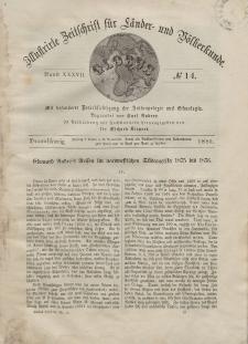 Globus. Illustrierte Zeitschrift für Länder...Bd. XXXVII, Nr.14, 1880
