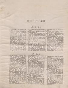 Globus. Illustrierte Zeitschrift für Länder...(Inhaltsverzeichniß), Bd. XXXIX, 1881