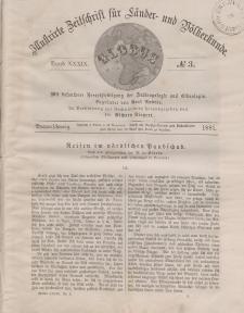 Globus. Illustrierte Zeitschrift für Länder...Bd. XXXIX, Nr.3, 1881
