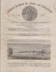Globus. Illustrierte Zeitschrift für Länder...Bd. XXXIX, Nr.4, 1881
