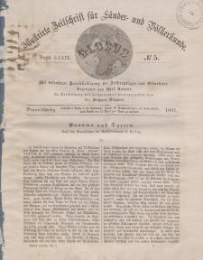 Globus. Illustrierte Zeitschrift für Länder...Bd. XXXIX, Nr.5, 1881