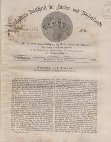 Globus. Illustrierte Zeitschrift für Länder...Bd. XXXIX, Nr.6, 1881