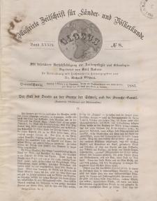 Globus. Illustrierte Zeitschrift für Länder...Bd. XXXIX, Nr.8, 1881