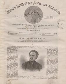Globus. Illustrierte Zeitschrift für Länder...Bd. XXXIX, Nr.10, 1881