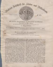 Globus. Illustrierte Zeitschrift für Länder...Bd. XXXIX, Nr.13, 1881