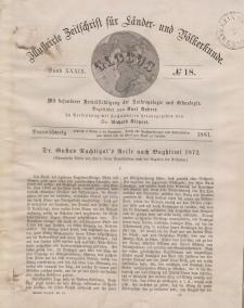 Globus. Illustrierte Zeitschrift für Länder...Bd. XXXIX, Nr.18, 1881