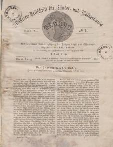 Globus. Illustrierte Zeitschrift für Länder...Bd. XL, Nr.1, 1881
