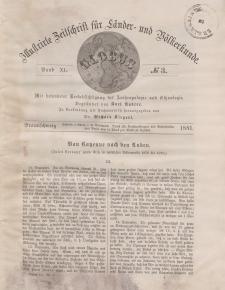 Globus. Illustrierte Zeitschrift für Länder...Bd. XL, Nr.3, 1881