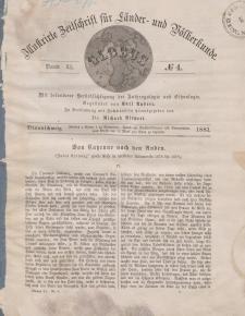 Globus. Illustrierte Zeitschrift für Länder...Bd. XL, Nr.4, 1881