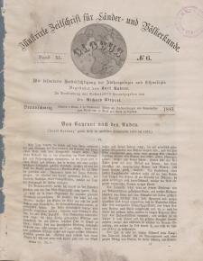Globus. Illustrierte Zeitschrift für Länder...Bd. XL, Nr.6, 1881