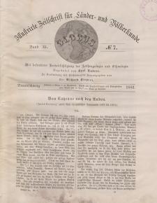 Globus. Illustrierte Zeitschrift für Länder...Bd. XL, Nr.7, 1881