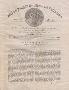Globus. Illustrierte Zeitschrift für Länder...Bd. XL, Nr.13, 1881