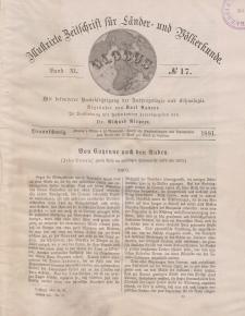 Globus. Illustrierte Zeitschrift für Länder...Bd. XL, Nr.17, 1881