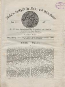 Globus. Illustrierte Zeitschrift für Länder...Bd. XLIV, Nr.1, 1883