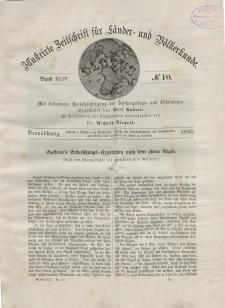 Globus. Illustrierte Zeitschrift für Länder...Bd. XLIV, Nr.10, 1883