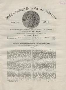 Globus. Illustrierte Zeitschrift für Länder...Bd. XLIV, Nr.11, 1883