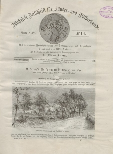 Globus. Illustrierte Zeitschrift für Länder...Bd. XLIV, Nr.14, 1883