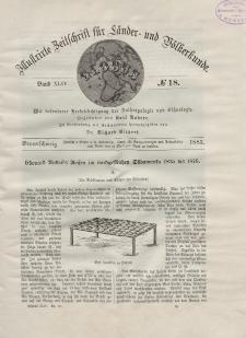 Globus. Illustrierte Zeitschrift für Länder...Bd. XLIV, Nr.18, 1883