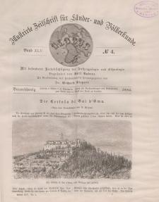 Globus. Illustrierte Zeitschrift für Länder...Bd. XLV, Nr.4, 1884