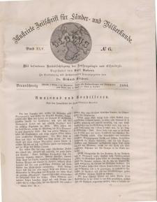 Globus. Illustrierte Zeitschrift für Länder...Bd. XLV, Nr.6, 1884