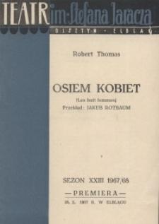 Osiem kobiet - Robert Thomas