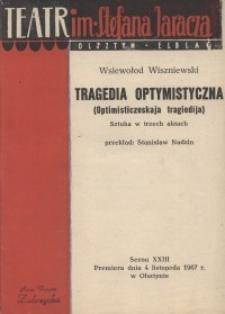 Tragedia optymistyczna - Wsiewołod Wiszniewski