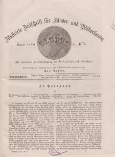 Globus. Illustrierte Zeitschrift für Länder...Bd. XXVII, Nr.2, 1875