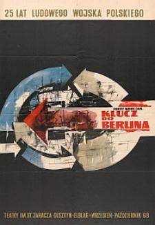 Klucz do Berlina - Jerzy Korczak
