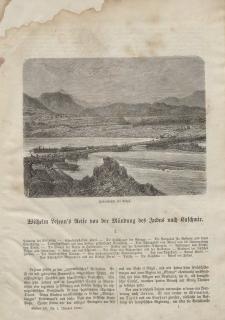 Globus. Illustrierte Zeitschrift für Länder...Bd. XV, Nr.1, (mehrere Artikel), 1869