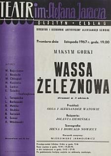 Wassa Żeleznowa - Maksym Gorki