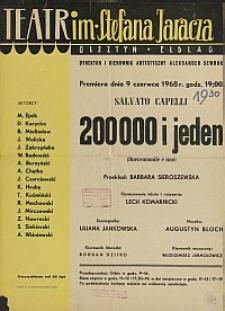 200 000 i jeden - Salvato Capelli