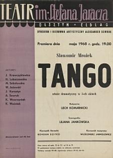 Tango - Sławomir Mrożek