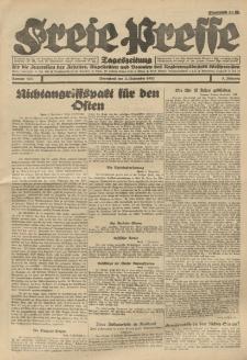 Freie Presse, Nr. 123 Sonnabend 3. September 1927 3. Jahrgang