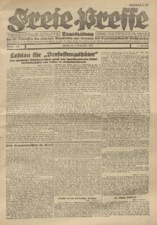 Freie Presse, Nr. 128 Freitag 9. September 1927 3. Jahrgang
