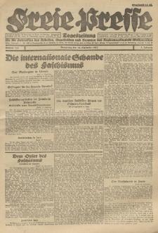 Freie Presse, Nr. 133 Donnerstag 15. September 1927 3. Jahrgang