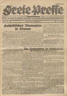 Freie Presse, Nr. 135 Sonnabend 17. September 1927 3. Jahrgang
