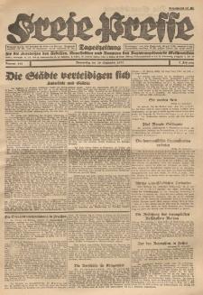 Freie Presse, Nr. 145 Donnerstag 29. September 1927 3. Jahrgang