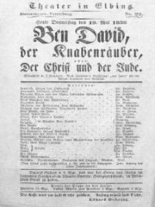 Ben David, der Knabenräuber, oder: Der Christ und der Jude - L. Neustädt [oprac.]