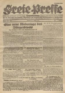 Freie Presse, Nr. 160 Montag 17. October 1927 3. Jahrgang