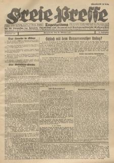 Freie Presse, Nr. 171 Sonnabend 29. October 1927 3. Jahrgang