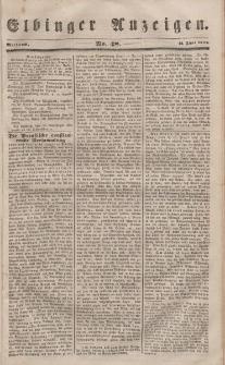 Elbinger Anzeigen, Nr. 48. Mittwoch, 14. Juni 1848