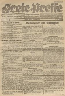 Freie Presse, Nr. 182 Freitag 11. November 1927 3. Jahrgang